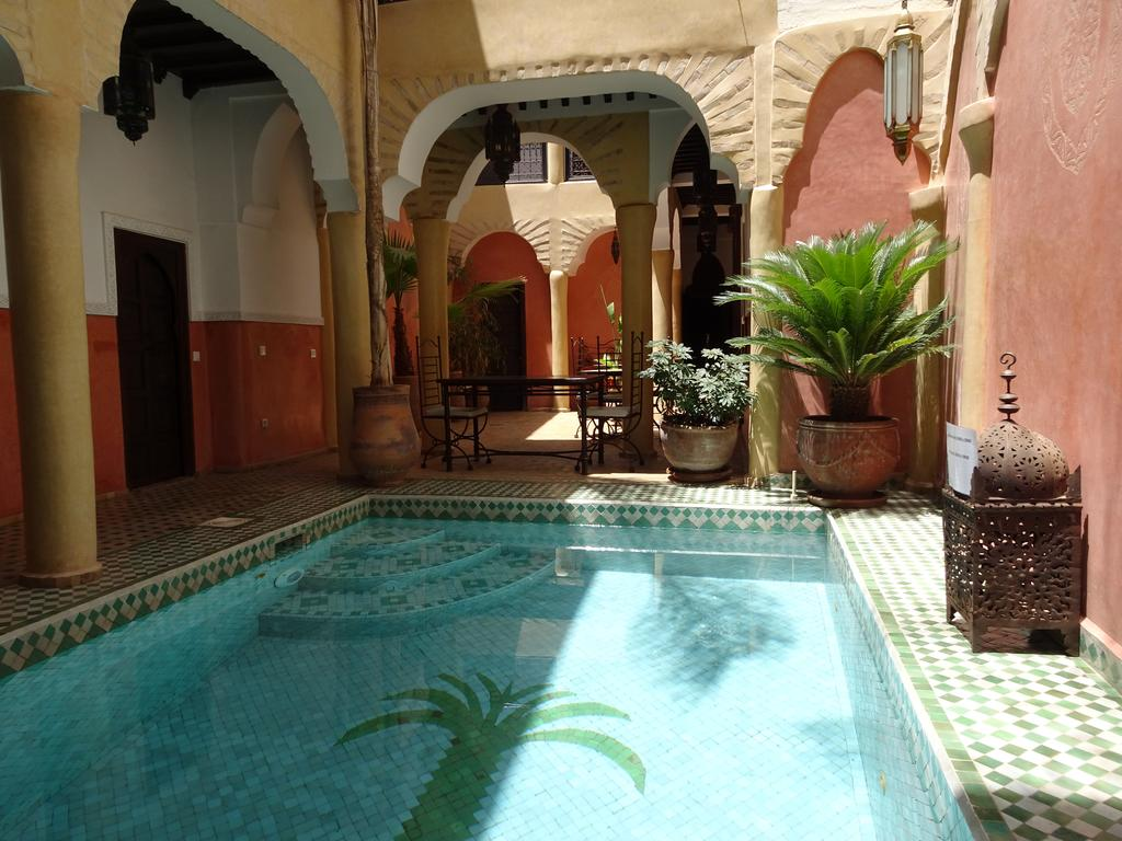 Riad Itrane - Luxury Marrakech Riads