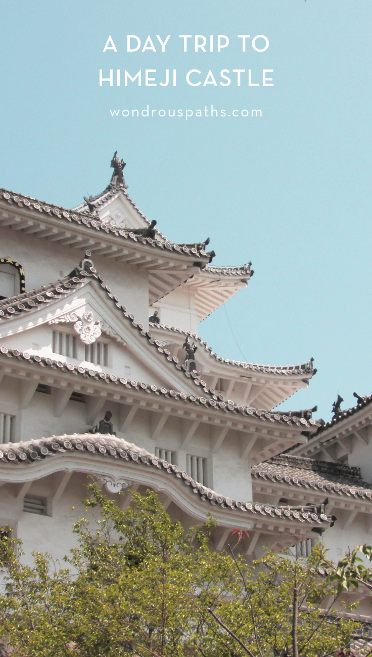 How to take a day trip to Himeji Castle