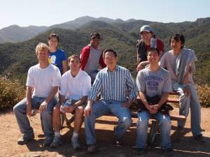 2011 Wong Group At Will Rogers State Park