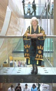 Dame Sandra Burslem, Vice-Chancellor, Manchester Metropolitan University 1997-2005 (c) Alastair Adams