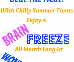 Brain Freeze Month at WonkyWonderful