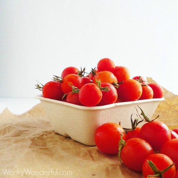 Burst Tomato Pasts ::: wonkywonderful.com