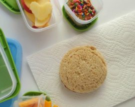 Kids Healthy and Fun Lunchbox Meal