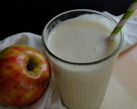 Spiced Apple Healthy Smoothie Recipe