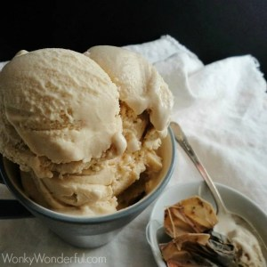 Vanilla Chai Ice Cream Recipe