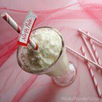 Vanilla Peppermint Milkshake