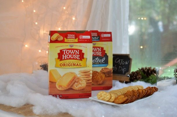 3 Easy Dip Recipes for holiday parties.