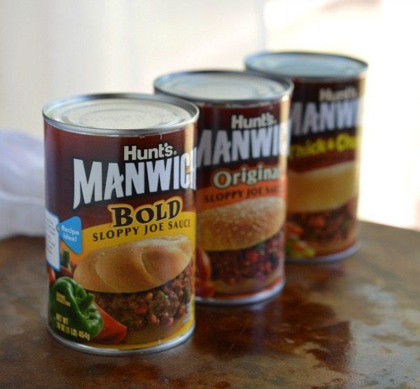 Manwich Sloppy Joe
