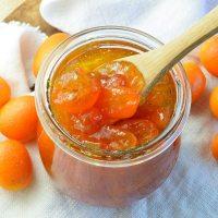 Vanilla Kumquat Jam
