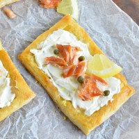 Easy Smoked Salmon Appetizer