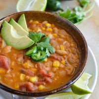 White Bean Vegan Chili