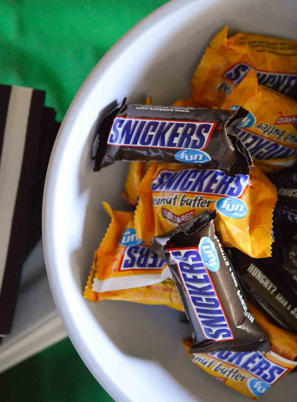 Grab a Snickers For Game Day!