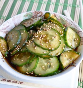 Cucumber Salad Recipe