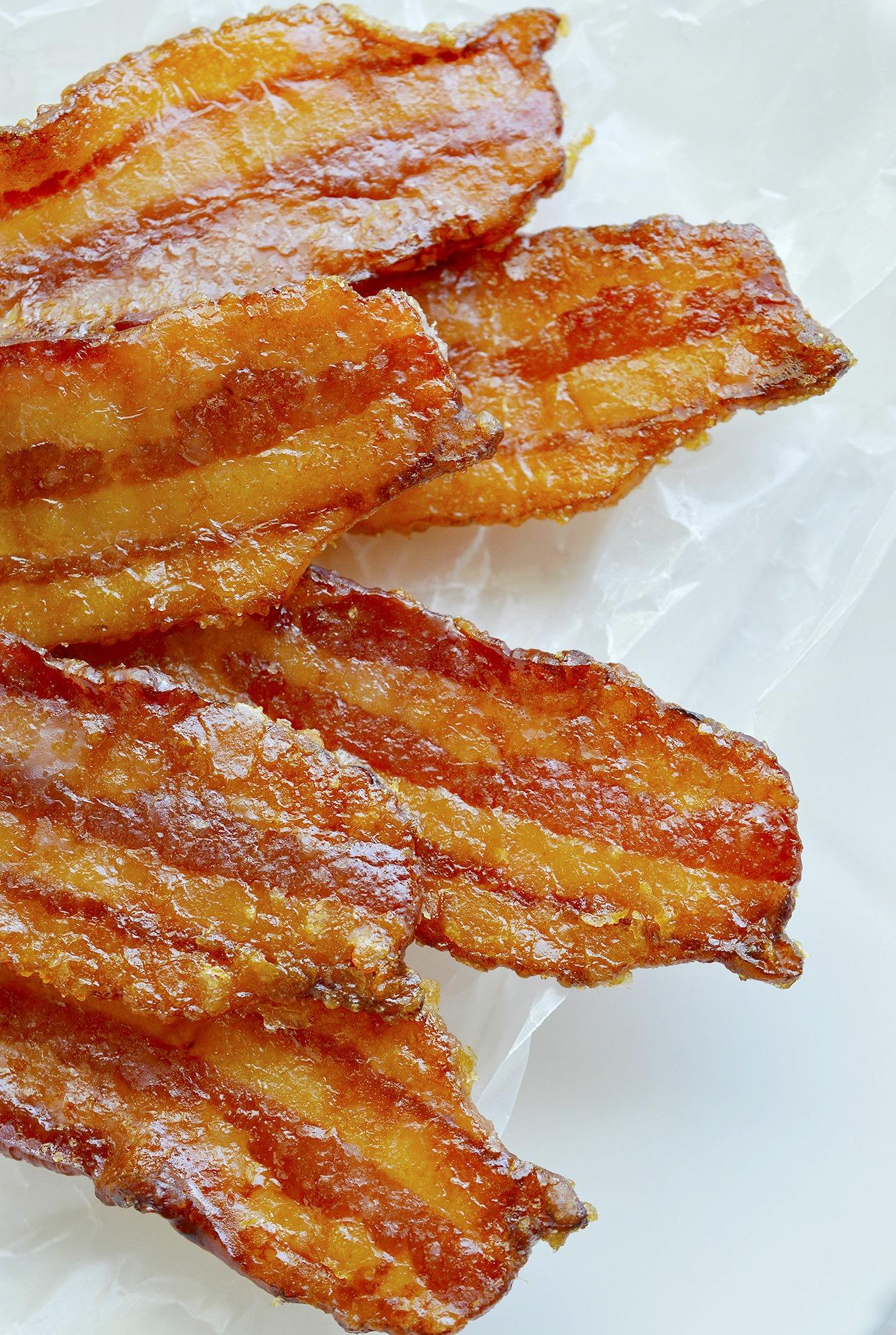 Brown Sugar Maple Bacon Wonkywonderful