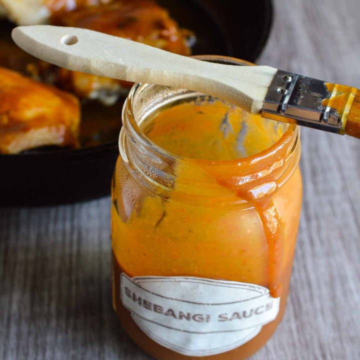 Homemade Sweet & Tangy Bbq Sauce