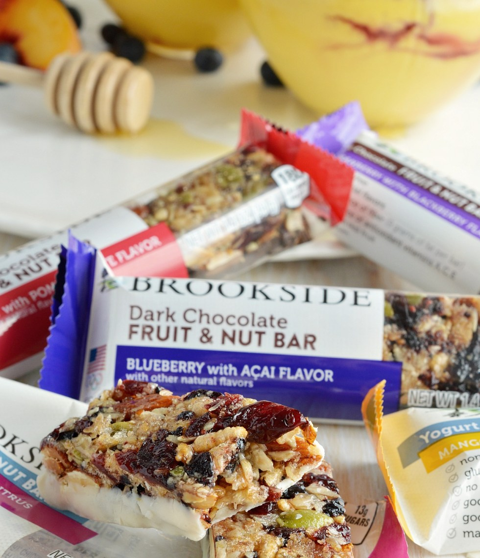 Brookside Fruit & Nut Bars