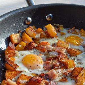 Fall Breakfast Hash Recipe (Whole30, Paleo)