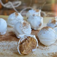 No-Bake Vanilla Cookie Balls