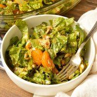 Balsamic Mandarin Orange Salad