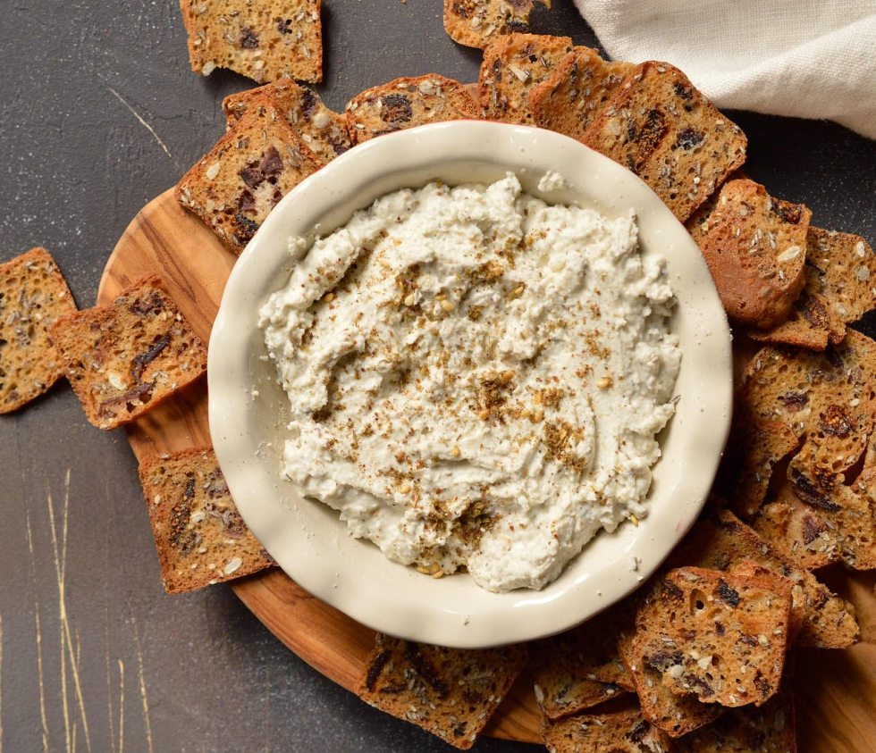 Goat Cheese Dip