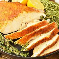 Slow Cooker Turkey Breast - Paleo, Whole30