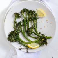 Roasted Broccolini Recipe