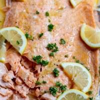 Easy Butter Honey Garlic Salmon Recipe