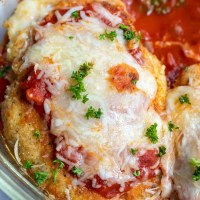 Easy Chicken Parm Recipe
