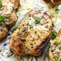Baked Ranch Pork Chops Recipe