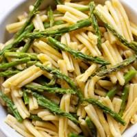 Lemon Asparagus Pasta Salad Recipe