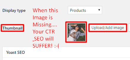WooCommerce SEO - What impacts your CLICK THROUGH RATE and SEO - WooCommerce Product Category Images