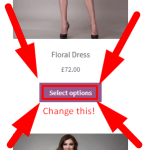 "How to change the text ""Select Options"" in WooCommerce Plugin"