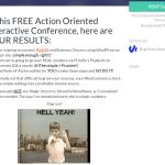 Printify Webinar using CrowdCast