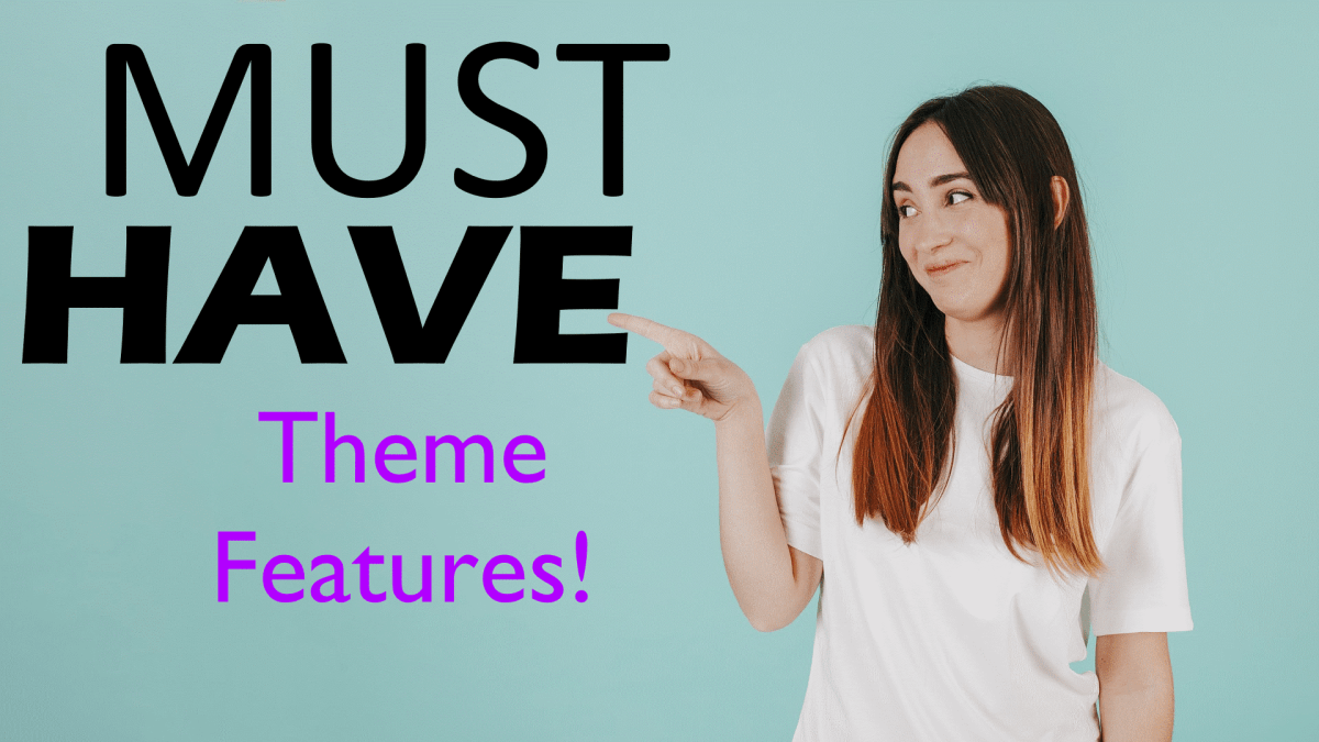 8 Must Have Features from the Suki Theme