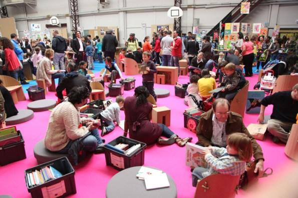 Fête du livre 2012 - 3 - crédit Fete du Livre Jeunesse de Villeurbanne
