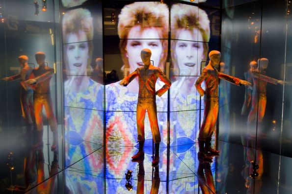 Bowie costumes