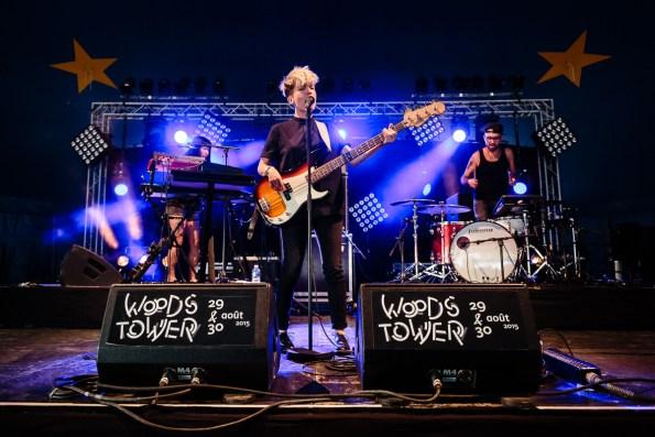 Woodstower 2015 samedi