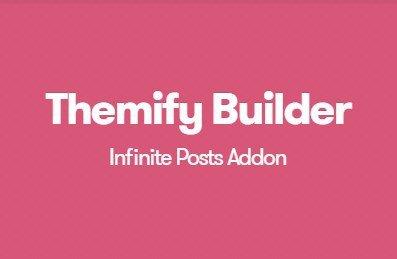 Themify Builder Infinite Posts Addon