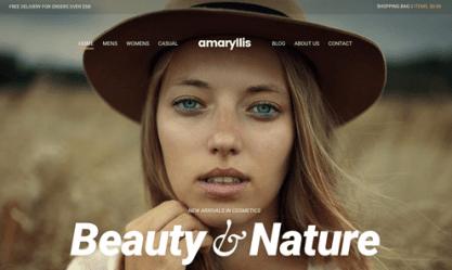 CSS Igniter Amaryllis WordPress Theme