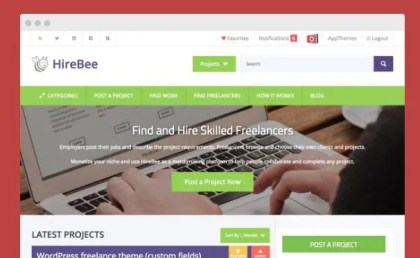 AppThemes Taskerr WordPress Themes