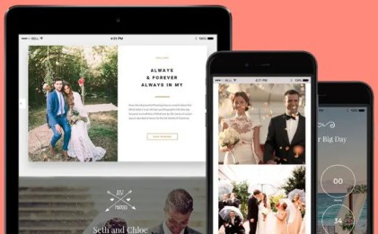VisualModo Wedding WordPress Theme