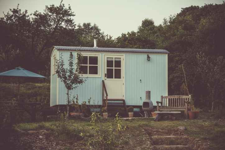 Put your craft skills to use by building a tiny home 1