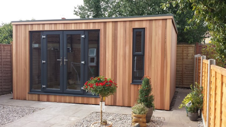 Benefits of a garden room for a home office