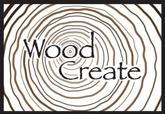 Wood Create Logo 3