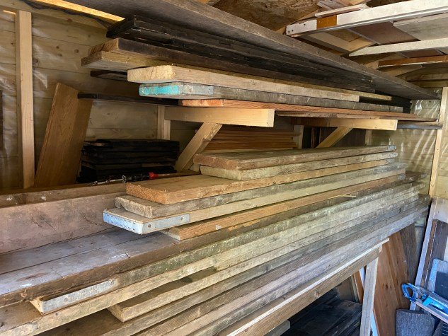 home woodworking