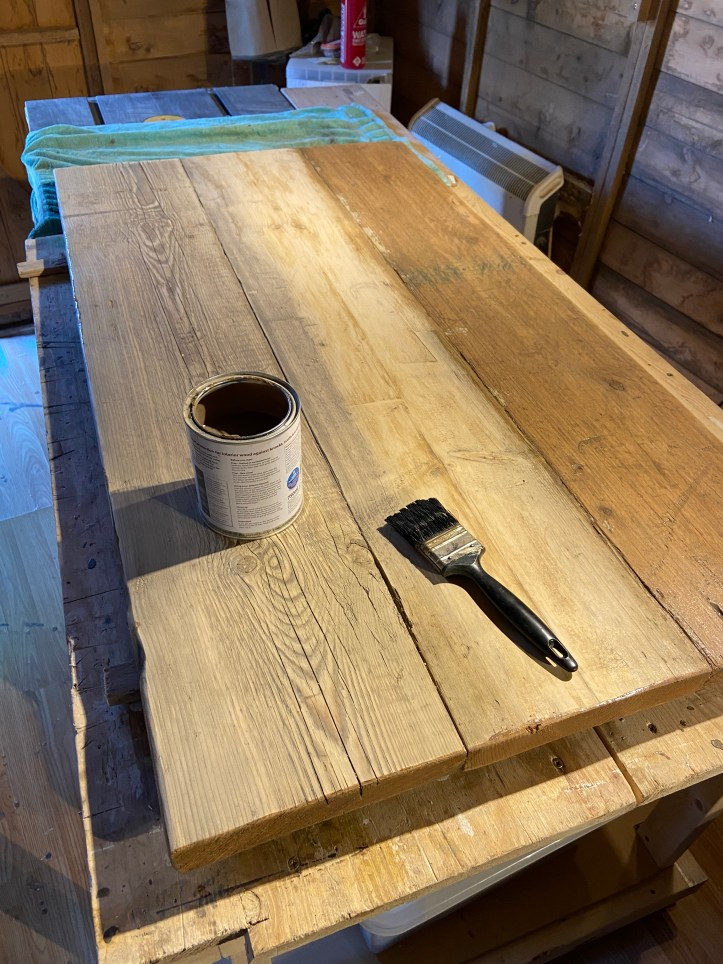 Wood Create build process