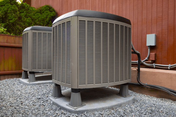 All-in-one HVAC vs furnace and air conditioner comparing efficiency