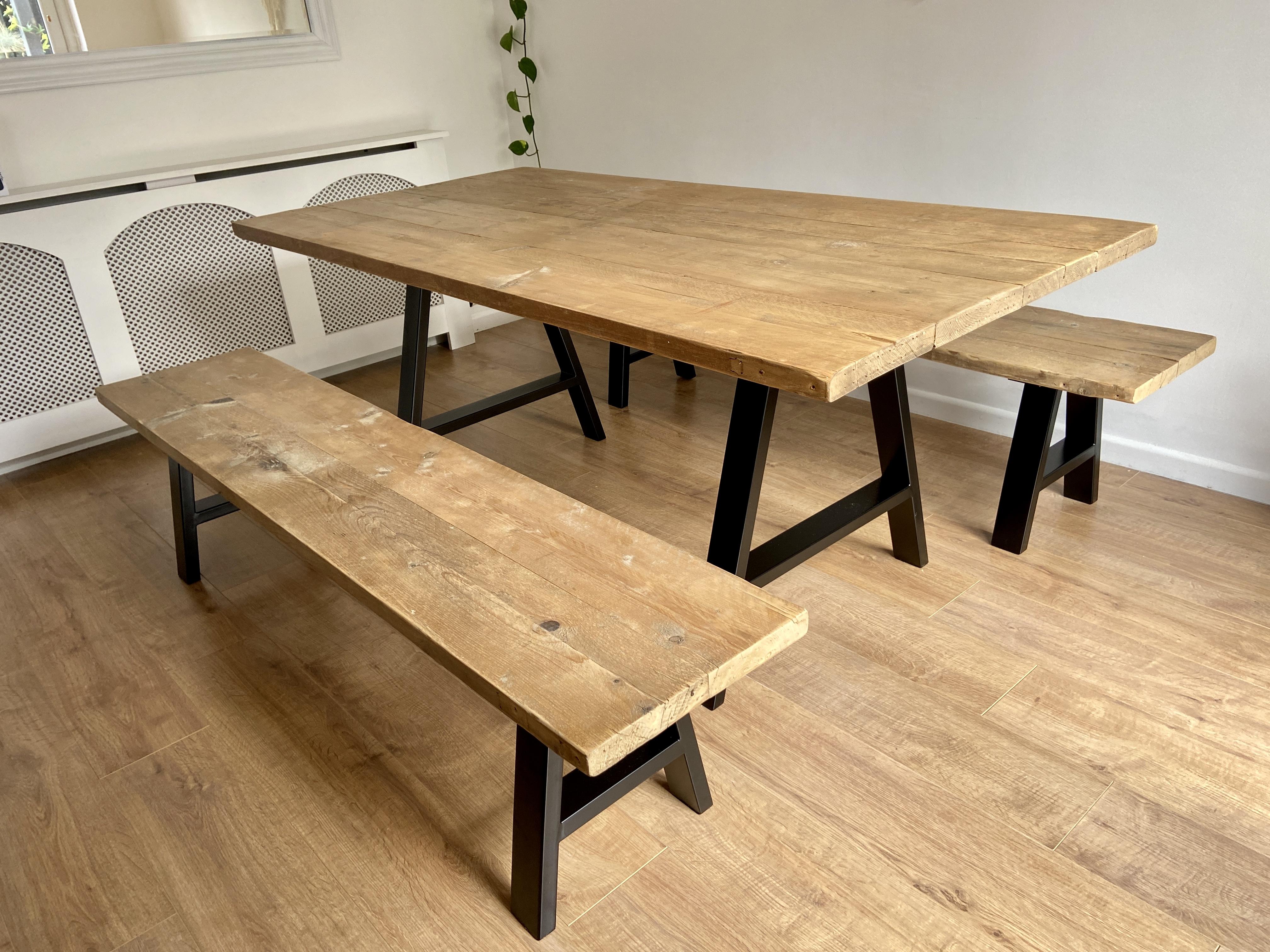 A-Frame Dining Set