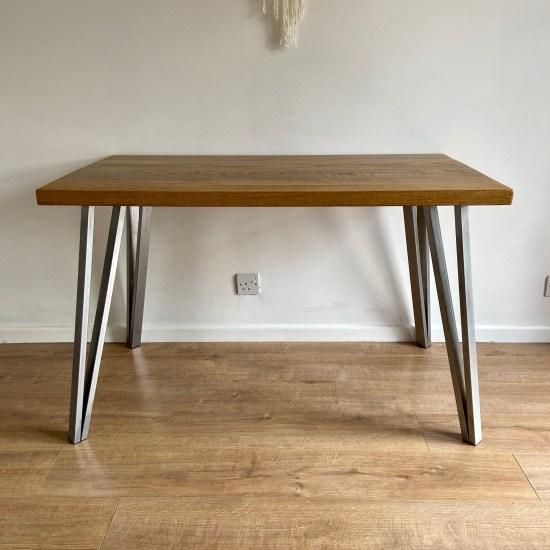 Solid oak desk 5