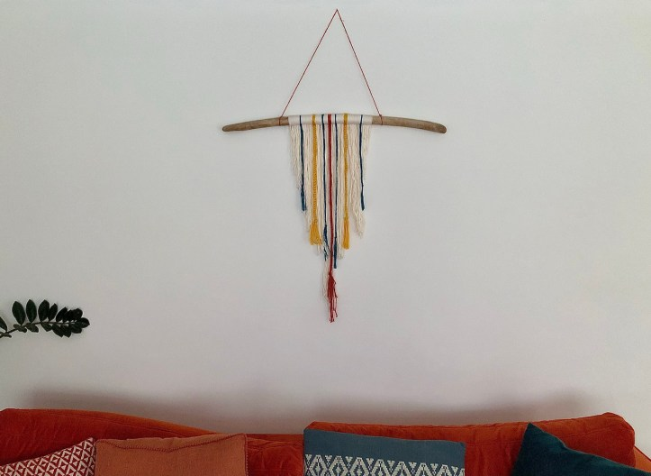 create your own wall hanging
